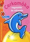 Cerkamóka - Ragasztás és színezés 4-5 éveseknek