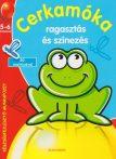 Cerkamóka - Ragasztás és színezés 5-6 éveseknek