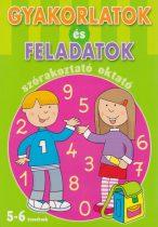Emanuela Carletti - Gyakorlatok és feladatok - szórakoztató tanulás 5-6 éveseknek