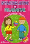 Emanuela Carletti - Gyakorlatok és feladatok - szórakoztató oktató  4-5 éveseknek