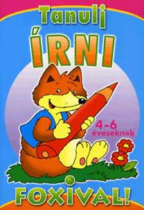 Tanulj írni Foxival!  4-6 éveseknek