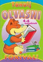 Tanulj olvasni Foxival!