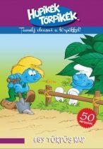 Hupikék Törpikék – Egy törpös nap (foglalkoztató)
