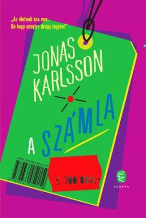 Jonas Karlsson: A számla