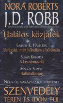 J. D. Robb - Szenvedély téren és időn túl