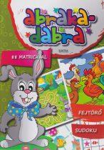 Abrakadabra - 88 matricával - Húsvét