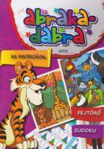 Abrakadabra - 88 matricával - Tigris