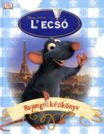 L'ecsó rajongói kézikönyv - Disney (antikvár)