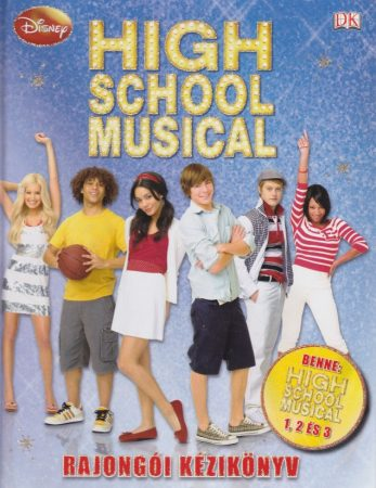 Catherine Saunders High School Musical rajongói kézikönyv