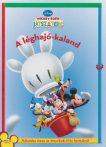 Mickey egér játszótere - A léghajó-kaland - Kalandos mese az árnyékokról és formákról