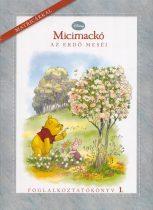 Micimackó - Az erdő meséi - Foglalkoztatókönyv 1. - Antikvár