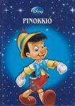 Disney-Pinokkió ANTIKVÁR