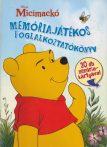 Micimackó Memóriajátékos foglalkoztatókönyv - Antikvár