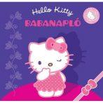 Hello Kitty - Babanapló - Antikvár