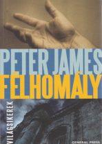Peter James - Félhomály - Jó állapotú antikvár