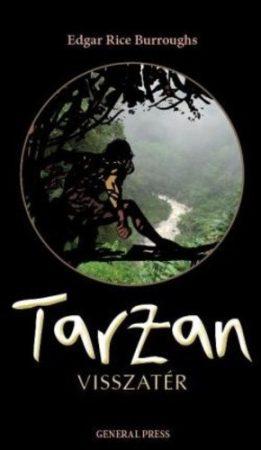 Edgar Rice Burroughs: Tarzan visszatér (Tarzan 2.) - antikvár