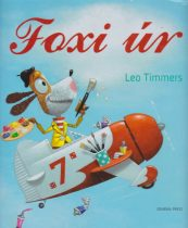 Leo Timmers - Foxi úr - Antikvár