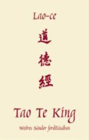 Lao-ce: Tao te king