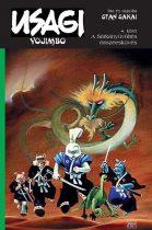 Stan Sakai: Usagi Yojimbo 4.  A Sárkányüvöltés összeesküvés (képregény)