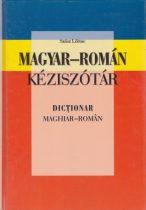 Szász Lőrinc - Magyar-román kéziszótár