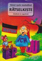 Rätselkiste - Német nyelvi munkafüzet - Antikvár