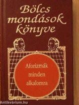 Veress István: Bölcs mondások könyve