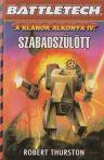 Robert Thurston Szabadszülött (A klánok alkonya 4.) (BattleTech 22.) - antikvár