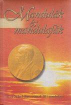 Tarján Tamás - Mandulák és mandulafák - 102 év Nobel-díjas íróinak 201 gondolata - Antikvár