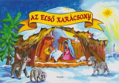Az első karácsony - Leporello