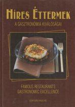 Híres éttermek - A gasztronómia kiválóságai - Jó állapotú antikvár