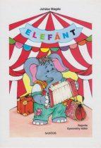 Elefánt ANTIKVÁR
