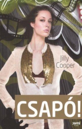 Jilly Cooper - Csapó! - antikvár