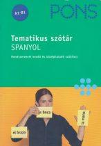 Pons - Tematikus szótár - Spanyol - Jó állapotú antikvár