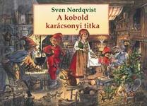 Sven Nordqvist - A kobold karácsonyi titka - Jó állapotú antikvár ritkaság - Dán nyelven, magyar borítóval