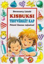 Devecsery László - Kisbuksi testvérkét kap - Jó állapotú antikvár