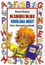 Kisbuksi iskolába megy - Füzesi Zsuzsa - Devecsery László