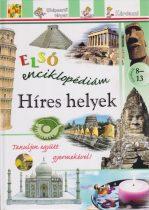 Első enciklopédiám - Híres helyek - Jó állapotú antikvár