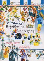 Első enciklopédiám - Rajzfilm és képregény - Jó állapotú antikvár