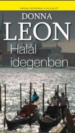 Donna Leon: Halál idegenben