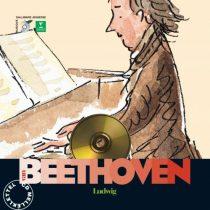 Yann Walcker - Ludwig van Beethoven (Zeneszerzők nyomában)