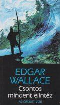 Edgar Wallace - Csontos mindent elintéz - Jó állapotú antikvár