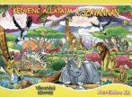 Kedvenc állataim a szavannán - Térhatású könyv - Jó állapotú antikvár