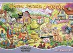 Kedvenc állataim a tanyán - Térhatású könyv - Jó állapotú antikvár