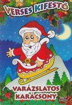 Verses kifestő - Varázslatos karácsony