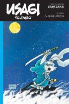 Stan Sakai:  A halál árnyai (Usagi Yojimbo 8.)  - Manga
