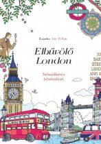 Elbűvölő London- Színezőkönyv felnőtteknek