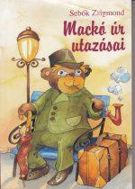 Mackó úr utazásai ANTIKVÁR