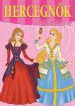 Hercegnők kifestőkönyve